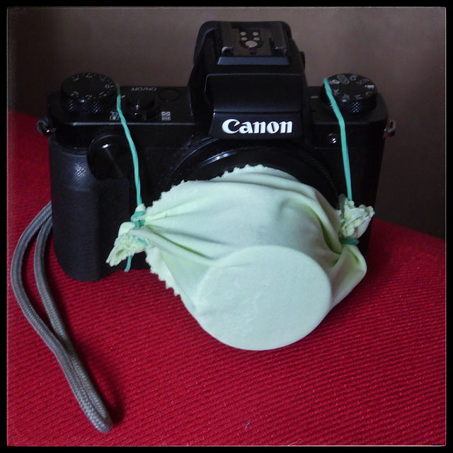 Masked camera