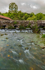 Puente de Ruente....