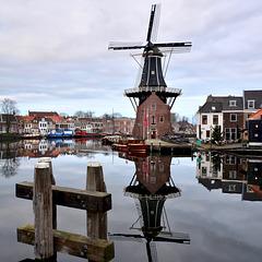 "Haarlem 2017 – Windmill ""De Adriaan"""