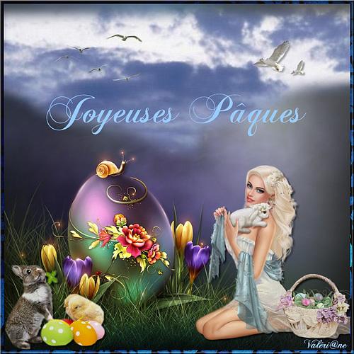 Joyeuses Pâques à tous et toutes !