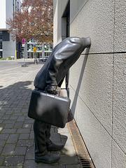 Scavenger hunt 2021 No.39: a statue