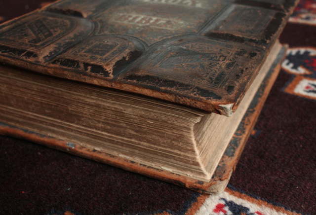 Bible corners