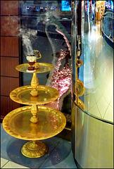 AbuDhabi : All'interno del Grand Hotel Viceroy si profumano gli spazi comuni con delicate spezie arabe