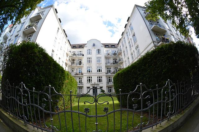 HFS: Hamburger Burg*) an der Ise-Straße