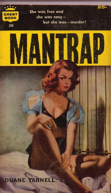 Duane Yarnell - Mantrap