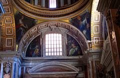 IT - Rom - Im Petersdom