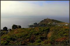 Cape Cornwall. H. A. N. W. E.  everyone!
