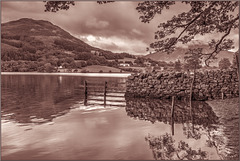 HFF- A Loweswater fence.