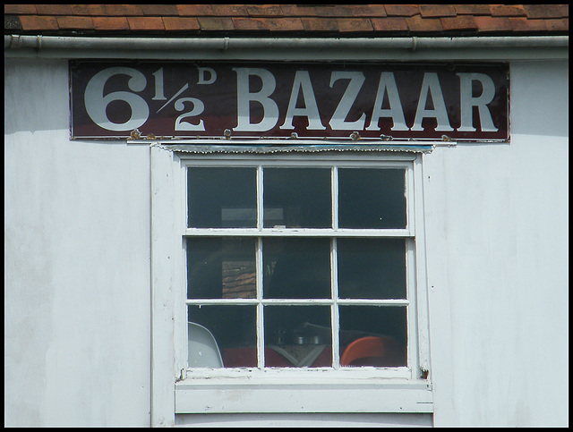 sixpenny halfpenny bazaar