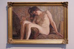 """Nu"" (Janis Rozentals - 1906)"