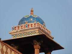 Delhi- A Dome of Humayun's Tomb