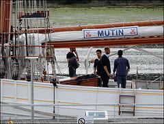 équipage du Mutin,