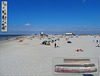 Am Strand von St. Peter Ording