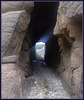 Porthgwarra. We have to hope that there is light at the end of the tunnel! H. A. N. W. E. everyone!!!