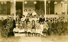 Gladys Morrison's Birthday Party, June 4, 1910