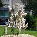 Skulptur in Solothurn  ( Titel: Selfie )