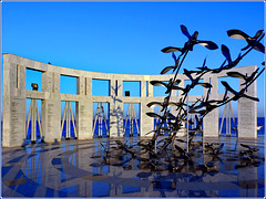 Sharm el Sheikh : Memorial del disastro aereo del 2005