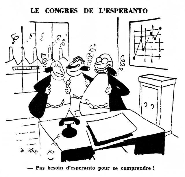 Le Canard enchaîné (1957 ?) — La Katenita Anaso