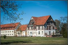 Ehemaliges Reichssportsanatorium  Hohenlychen