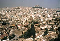 Panorama di Atene