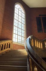 escalier CHU Reims