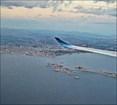 Marseille (13) 23 juin 2021. Iles du Frioul et château d'If.