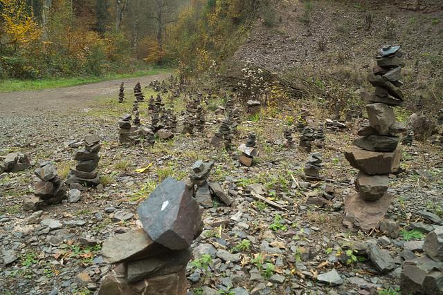 Eifel - Traumpfad Eltzer Burgpanorama