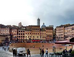 Siena - Piazza del Campo