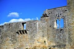 Castelo de Belmonte West Wall