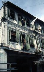 Chinatown, Singapur (Chinatown) 1981