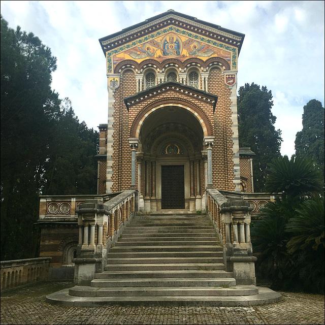 Doria's private Chapel.