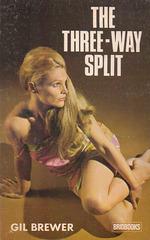Gil Brewer - The Three-Way Split (Bridbooks edition)