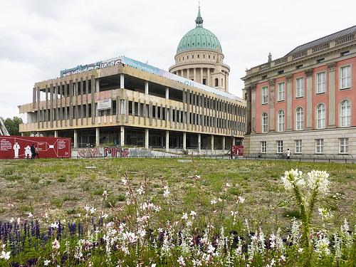 Alter Markt Potsdam // -abriss 5858