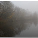 Misty day on the canal
