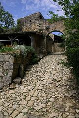 Castelmoron d'Albret.