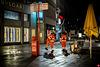In Köln sind Straßenkehrer glücklich... :-)