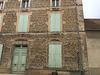 Façade typique dans la Drôme provençale