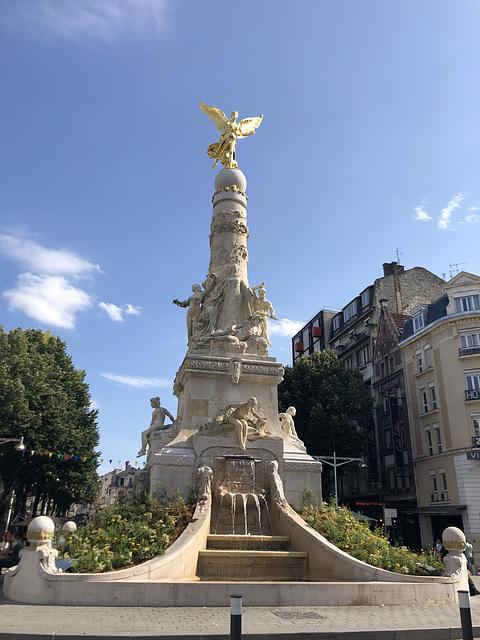 REIMS Fontaine Subé