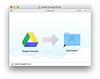 installing Google Drive on my Mac, 2016-05-23