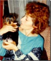 avec Andrew 1 mois et 1/2 en 1983