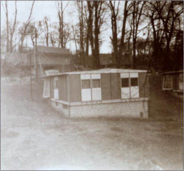 Maison Jean Prouvé .