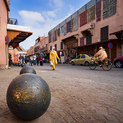 Bowling for Marrakesh