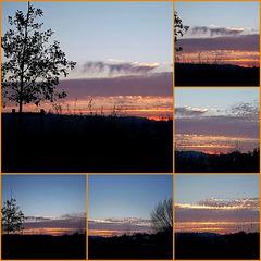 la palette du ciel