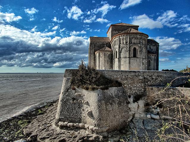 Mündung der Gironde