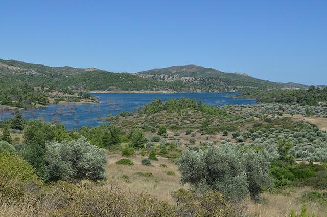 Rhodes, Gadoura Reservoir