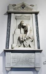 Monument to Anne, Little Gaddesden church