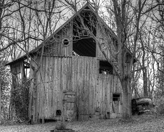 Boone County Barn