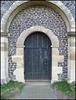 door of St Martha's