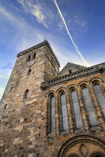 Holy Trinity Church Tower and Clock