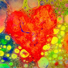 Coeur psychédélique
